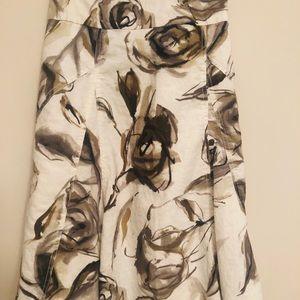 Coldwater Creek Summer Skirt